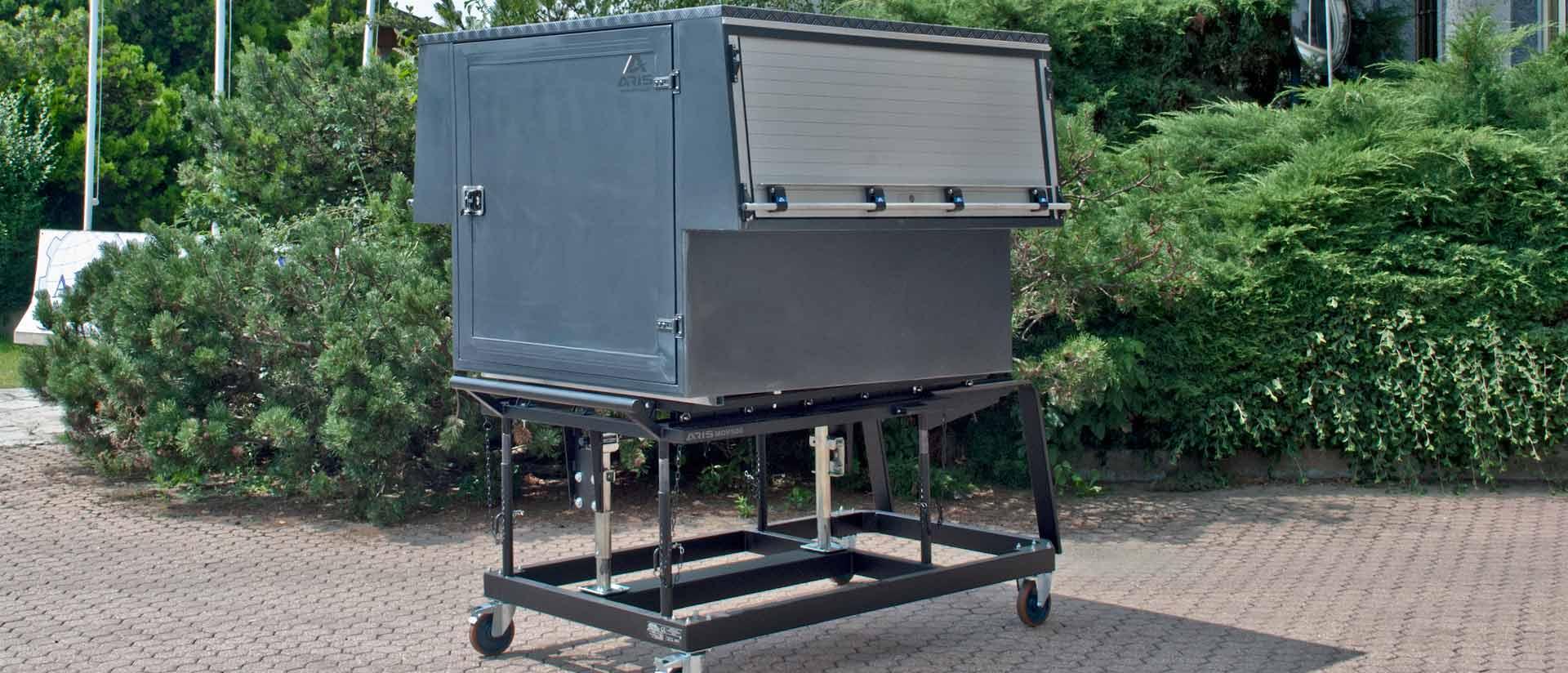 Sistemi per trasporto aris spa for Uniform spa sistemi per serramenti